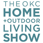 The OKC Home + Outdoor Living Show Logo