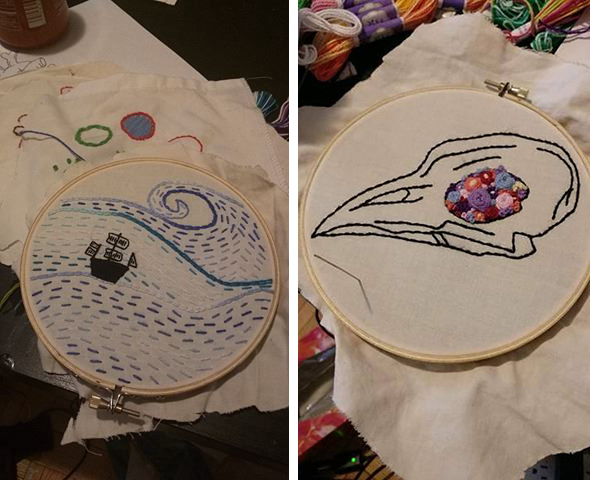 Embroidery Projects